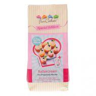 Mix voor Botercrème - minder suiker 400 gr - FunCakes, fig. 1