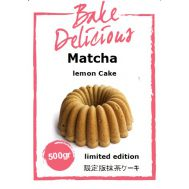 Mix voor Matcha lemon cake 500 gr - Bake Delicious, fig. 1