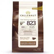 Chocolade callets melk 2,5 kg - Callebaut, fig. 1
