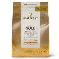 Chocolade callets goud 2,5 kg - Callebaut, fig. 1