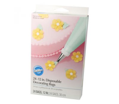 Disposable Decorating Bags 30 cm (24 st) - Wilton, fig. 2