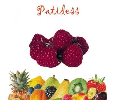 Smaakstof Framboos 120 gr - Patidess, fig. 1