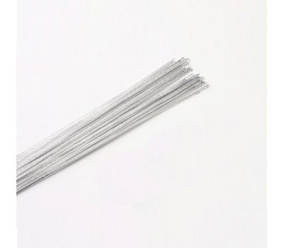 Floral wire zilver 24 gauge set/50, fig. 1