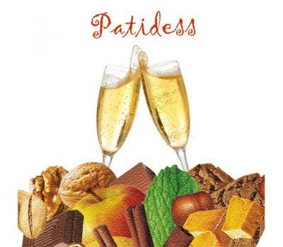 Smaakstof Sparkling wine 120 gr - Patidess, fig. 1