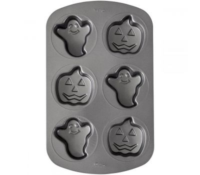 Mini cake pan - pompoen & spook - Wilton, fig. 1