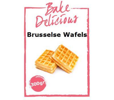Mix voor Brusselse wafels - Bake Delicious, fig. 1
