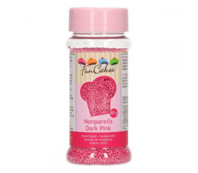 Musketzaad donker roze 80 gr - Funcakes, fig. 1