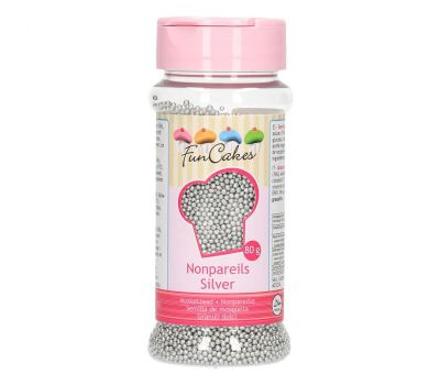 Musketzaad Zilver 80 gr - Funcakes, fig. 1