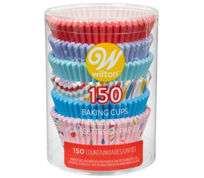 Kerstmix pastel - baking cups (150 st), fig. 2