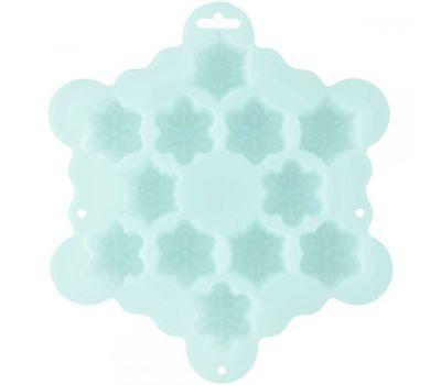 Siliconen mold sneeuwvlokken - Wilton, fig. 1