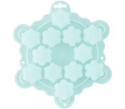 Siliconen mold sneeuwvlokken - Wilton, fig. 2