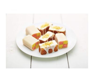Mini broodvorm met losse bodem 12 st. - Masterclass, fig. 3