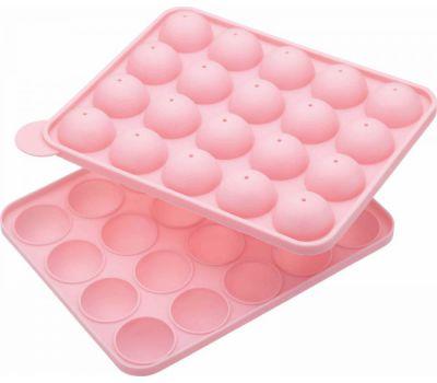 Cakepop siliconen bakvorm - Kitchencraft, fig. 1