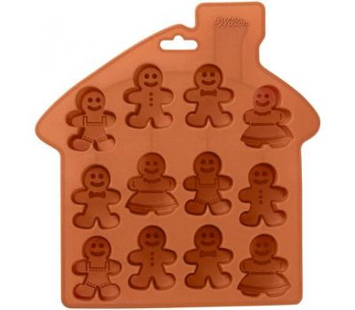 Siliconen mold gingerbread - Wilton, fig. 2