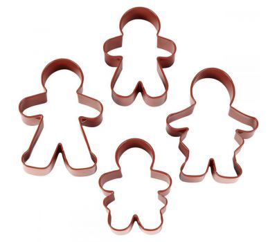 Koekjesuitsteker gingerbread familie set/4 - Wilton, fig. 2