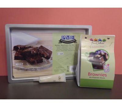 Glutenvrije Brownies maken, fig. 2