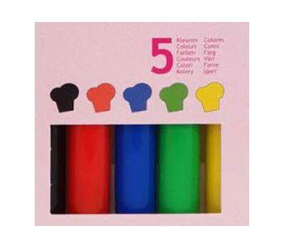 'Zelf kleuren op eetbaar papier' cupcakes pakket, fig. 15