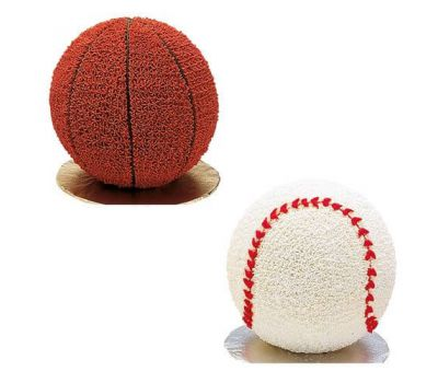 Sports Ball pannen set - Wilton, fig. 3