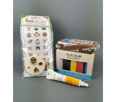 'Schattige dierenkoppen' - pakket, fig. 2