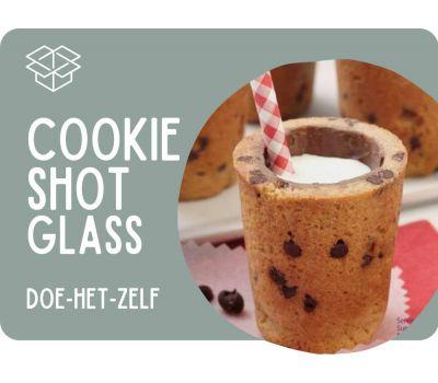 Cookie shot glass - pakket, fig. 1