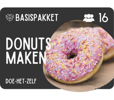 Donuts maken - pakket, fig. 2