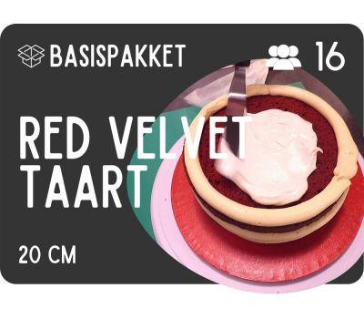 Red Velvet taart - pakket, fig. 1