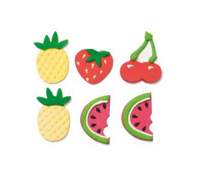 Suikerdecoratie tropisch fruit set/6 - Decora, fig. 3