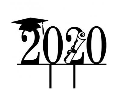 Taarttopper - Geslaagd 2020, fig. 1
