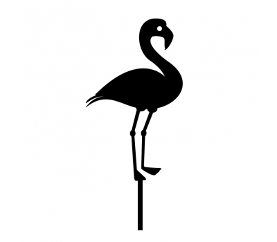 Taarttopper - Flamingo, fig. 1