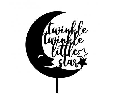 Taarttopper - Twinkle twinkle little star, fig. 2