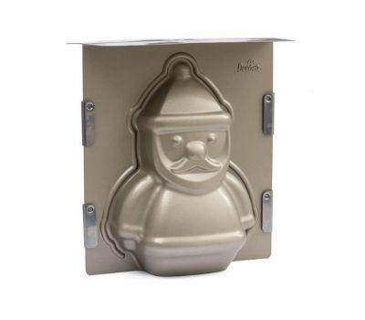 3D kerstman bakvorm - Decora, fig. 1