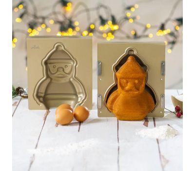 3D kerstman bakvorm - Decora, fig. 3