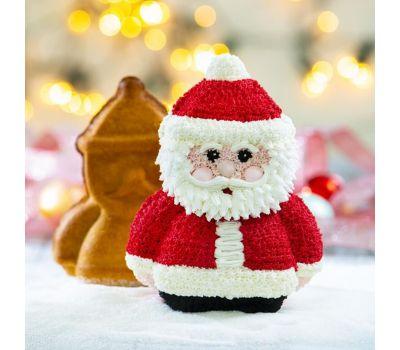 3D kerstman bakvorm - Decora, fig. 5