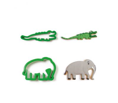 Krokodil & olifant uitsteker set/2 - Decora, fig. 2