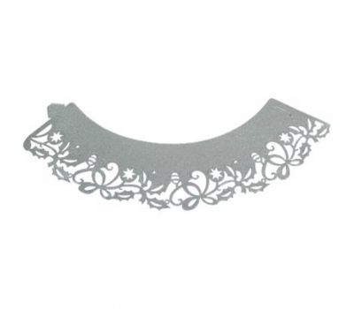 Cupcake wrappers zilver 12 st. - PME, fig. 2