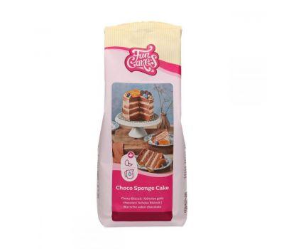 Mix voor Chocolade Biscuit 1 kg - FunCakes, fig. 2