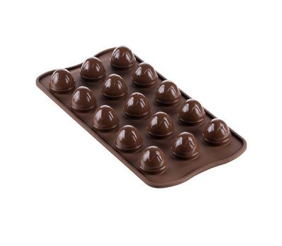 Siliconen mold voor chocolade bonbonvorm drip ei, fig. 3