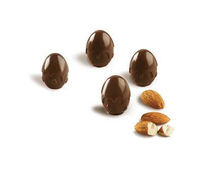 Siliconen mold voor chocolade bonbonvorm drip ei, fig. 2