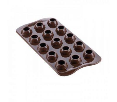 Siliconen mold voor chocolade bonbonvorm drip ei, fig. 4