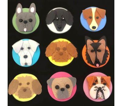 Honden koppen uitsteker - FMM, fig. 2