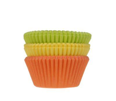Zomer oranje/geel/groen - Baking cups (75 st), fig. 2