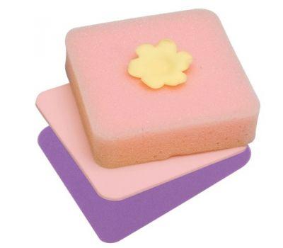Flower foam pads set/3 - Wilton, fig. 1