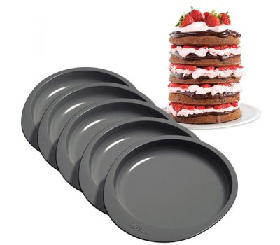 Wilton Easy Layers bakpannen rond 15 cm set/5 - Wilton, fig. 4