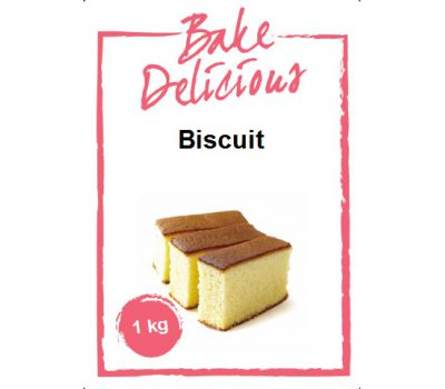 Mix Voor Biscuit 1 Kg - Bake Delicious, fig. 1
