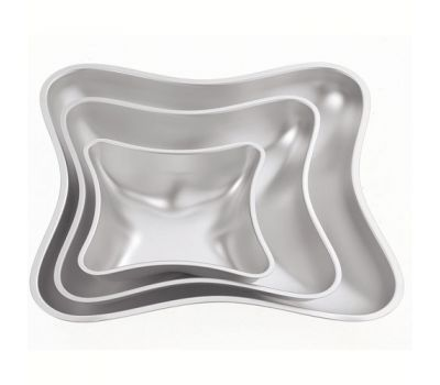 Pillow Cake Pan set/3 - Wilton, fig. 2