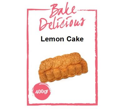 Mix voor Lemon cake 400 gr - Bake Delicious, fig. 1