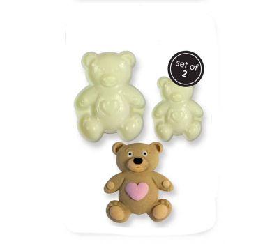 2d uitsteker Teddybeer set/2 - JEM, fig. 1
