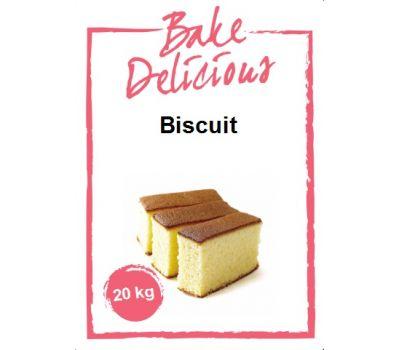 Mix voor Biscuit 12 kg - Bake Delicious, fig. 1