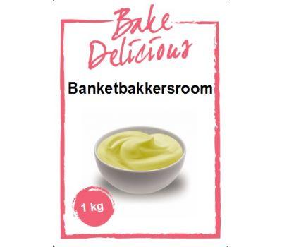 Mix voor Banketbakkersroom 1 kg - Bake Delicious, fig. 1
