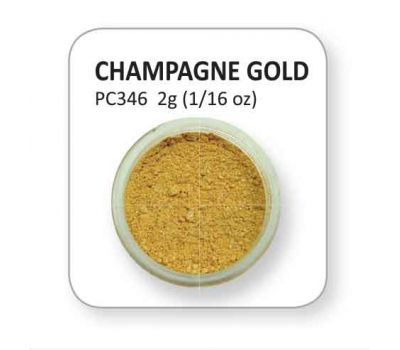 Glanspoeder Champagne Gold, fig. 1